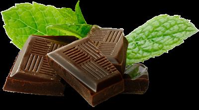 D for Dark Chocolate
