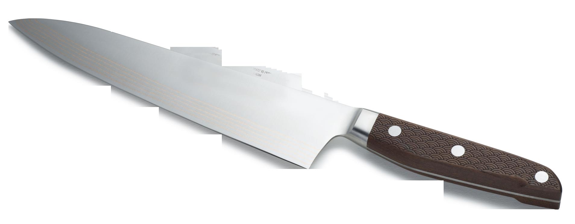 K for Knives